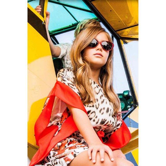 Roberto Cavalli SS 2015 ❤️❤️ #minitrendsandco #minifashionista #fashionblog #fashionkids #fashiontips #fashiongirls #fashionbrands #fashionkidstrends #luxurybrands #lookdodia #lookoftheday #ss2015 #modabambini #italianbrand #madeinitaly #instafashion