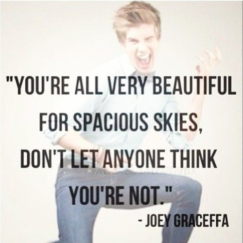 joey graceffa catchphrases - Google Search | The best YouTububers in