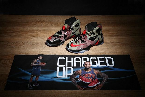 fc0909aa54b1 ... new arrivals free shipping only 69 lebron 13 xiii iron man hot lava  gold red black sweden nike ...