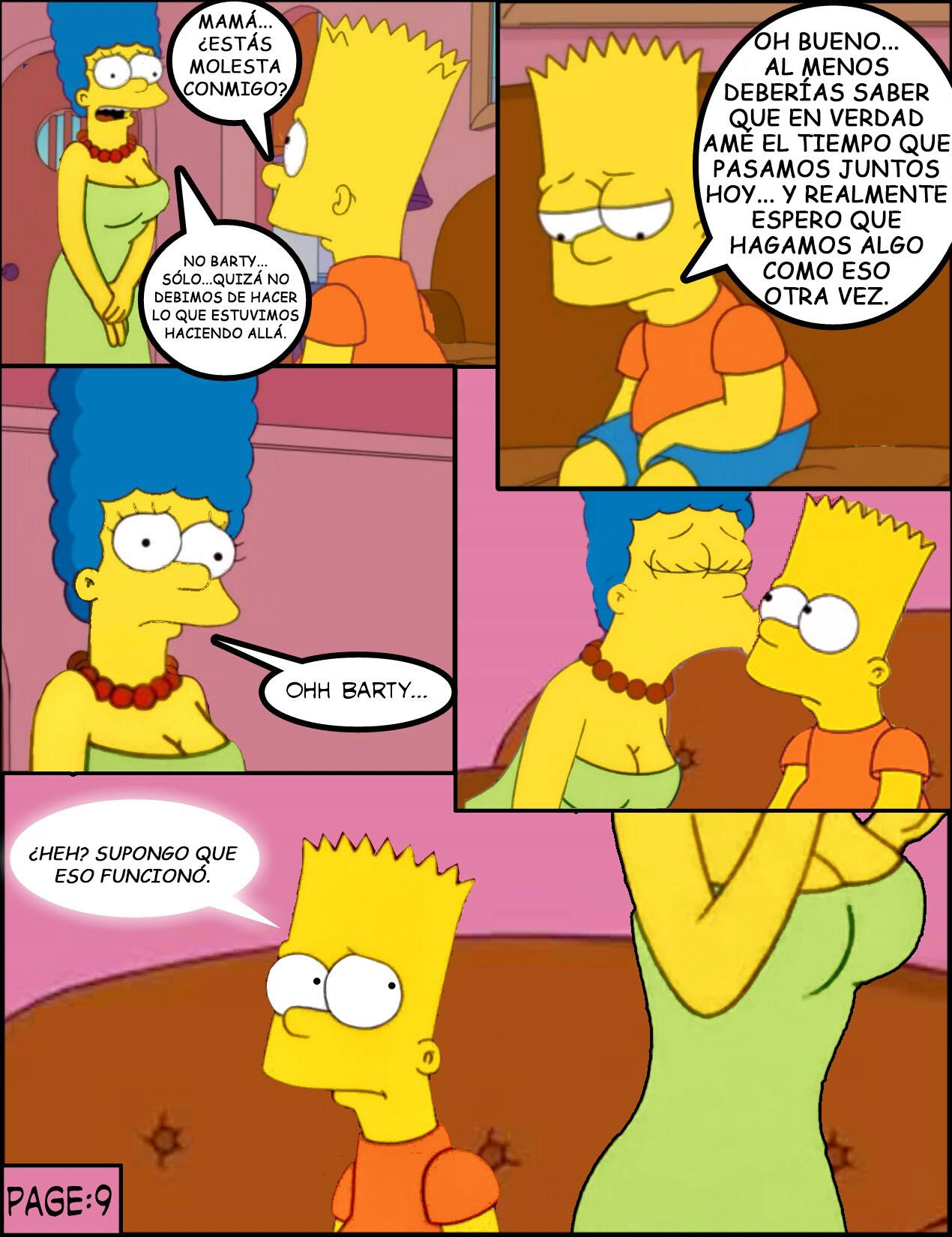 Los Simpson Xxx
