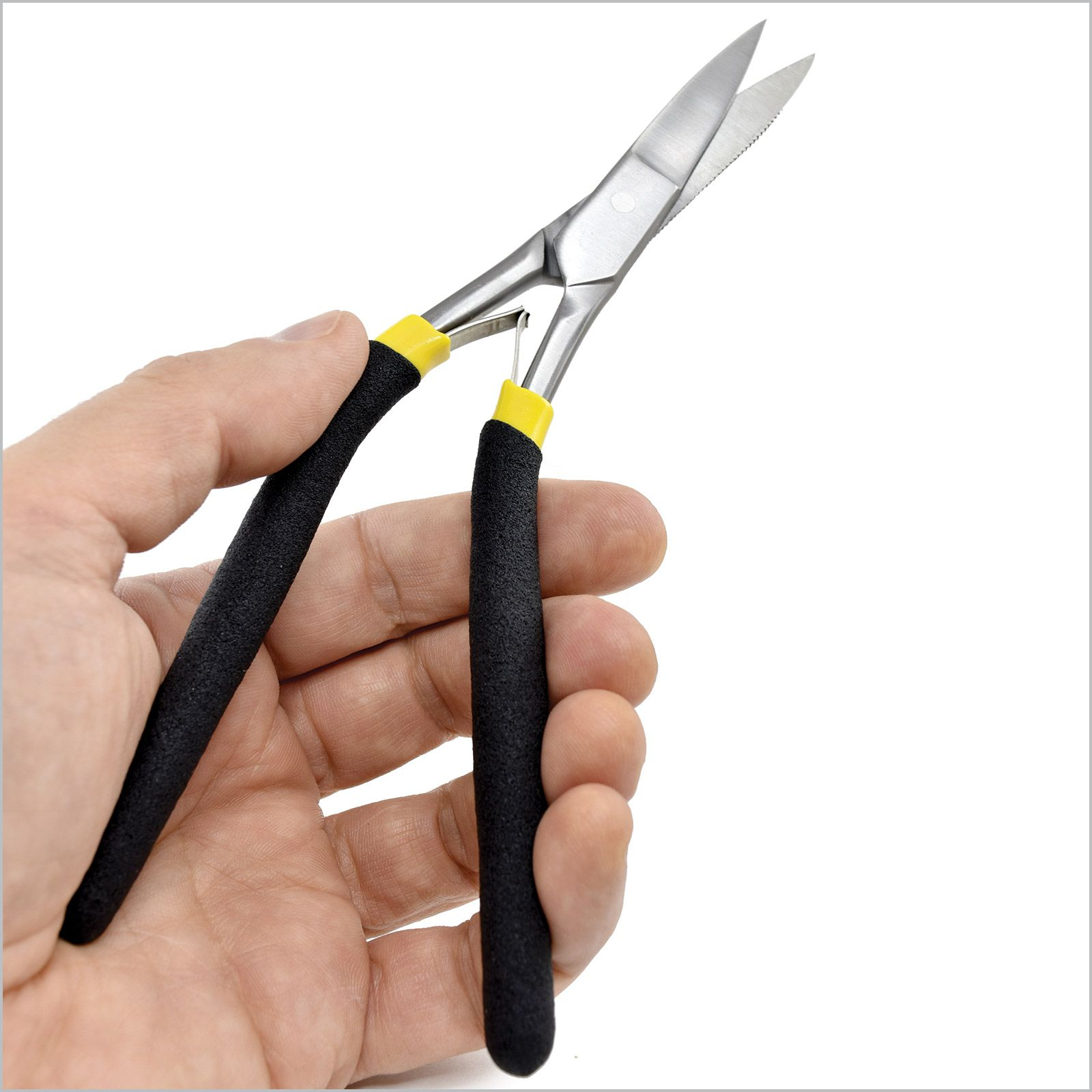 Mini Angled Precision Shear Shearing Metal Cutter Shears