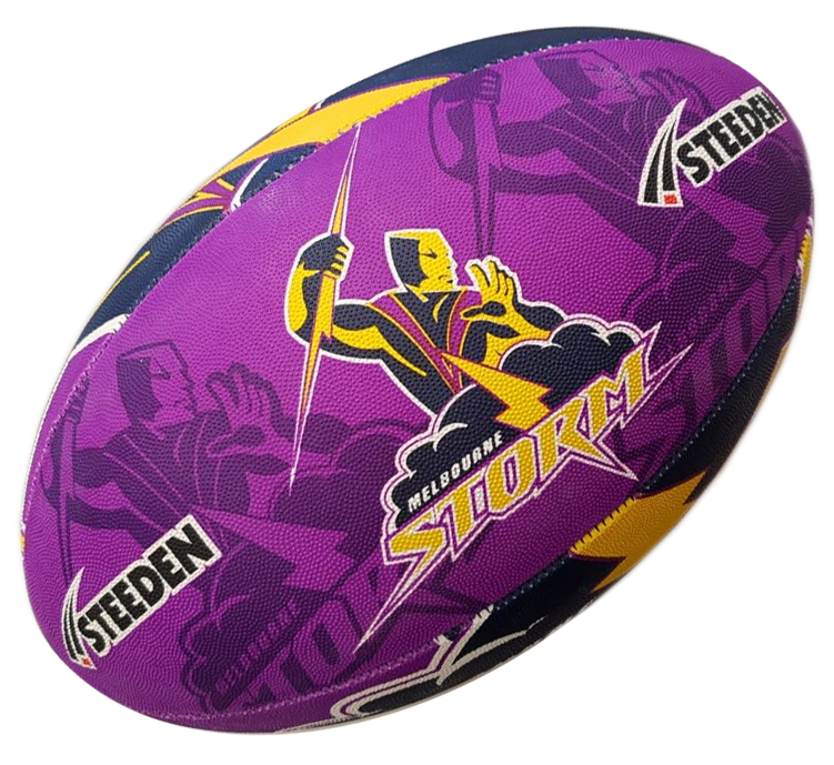 North Queensland Cowboys Rugby Ball Steeden Supporter Full