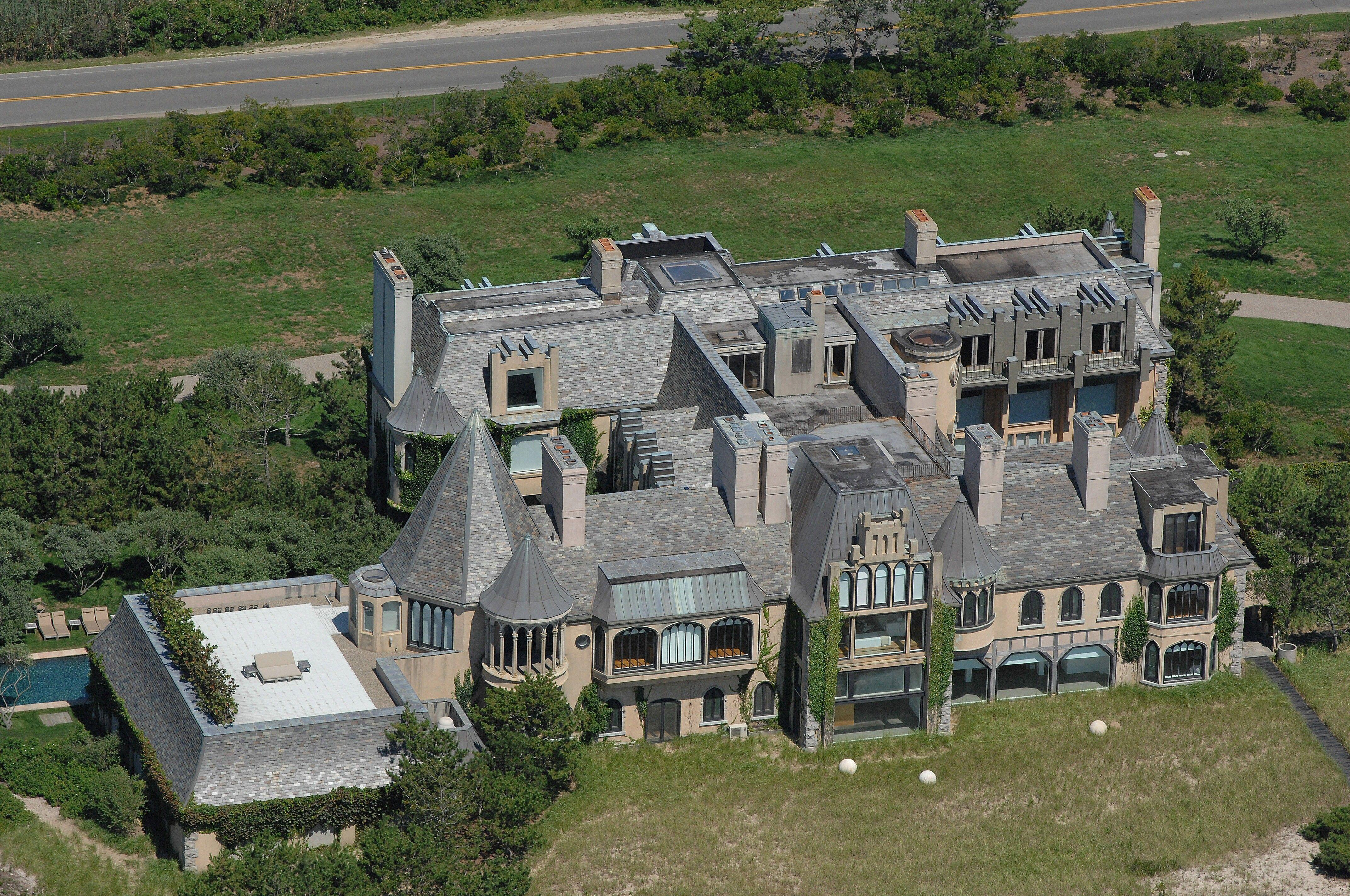 Celebrity Homes Calvin Klein S 30 Million Home He