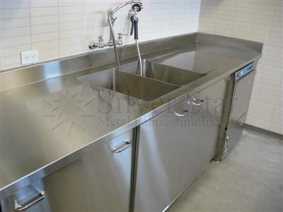 Stainless Steel Commercial Kitchen Cabinets Better Steel