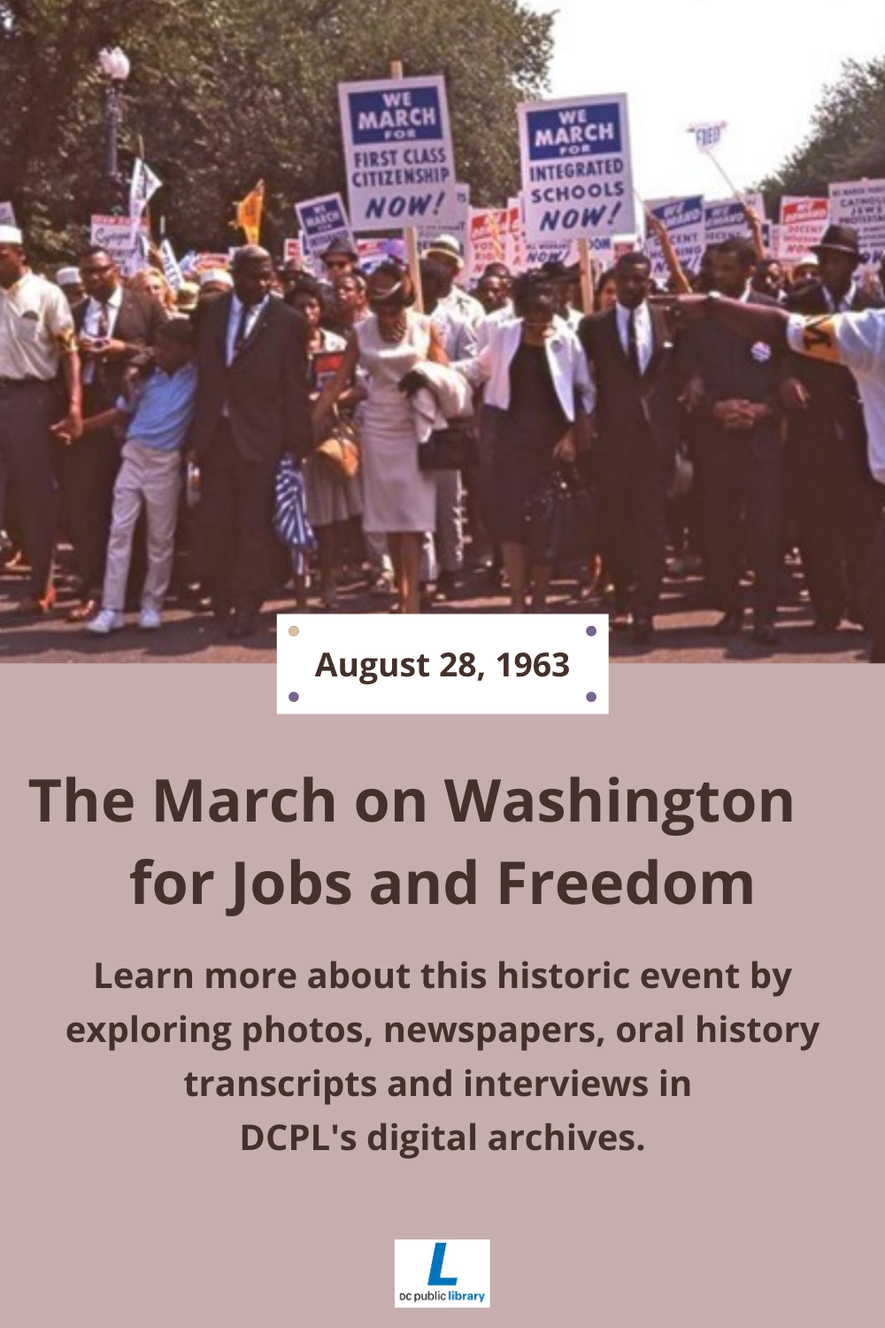 Pin By Dc Public Library On Remember When Dig Dc Oral History Interview Oral History Project Newspaper Collection