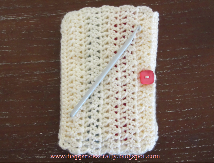 Crochet Hook Case ~ Free Pattern | Crochet Dreams | Pinterest ...