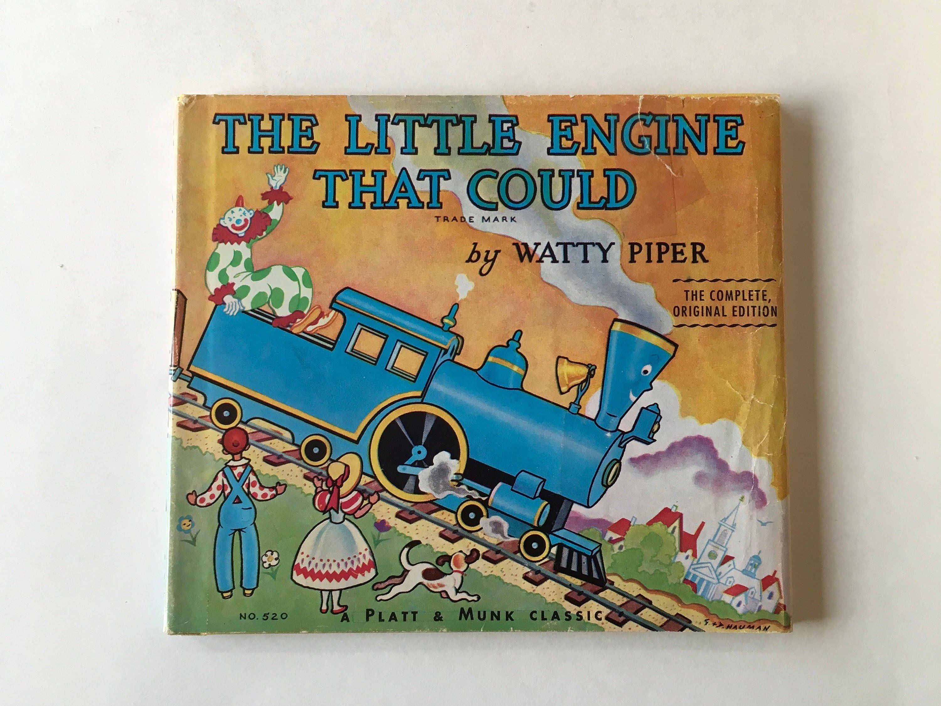 The Little Engine That Could By Watty Piper The Complete