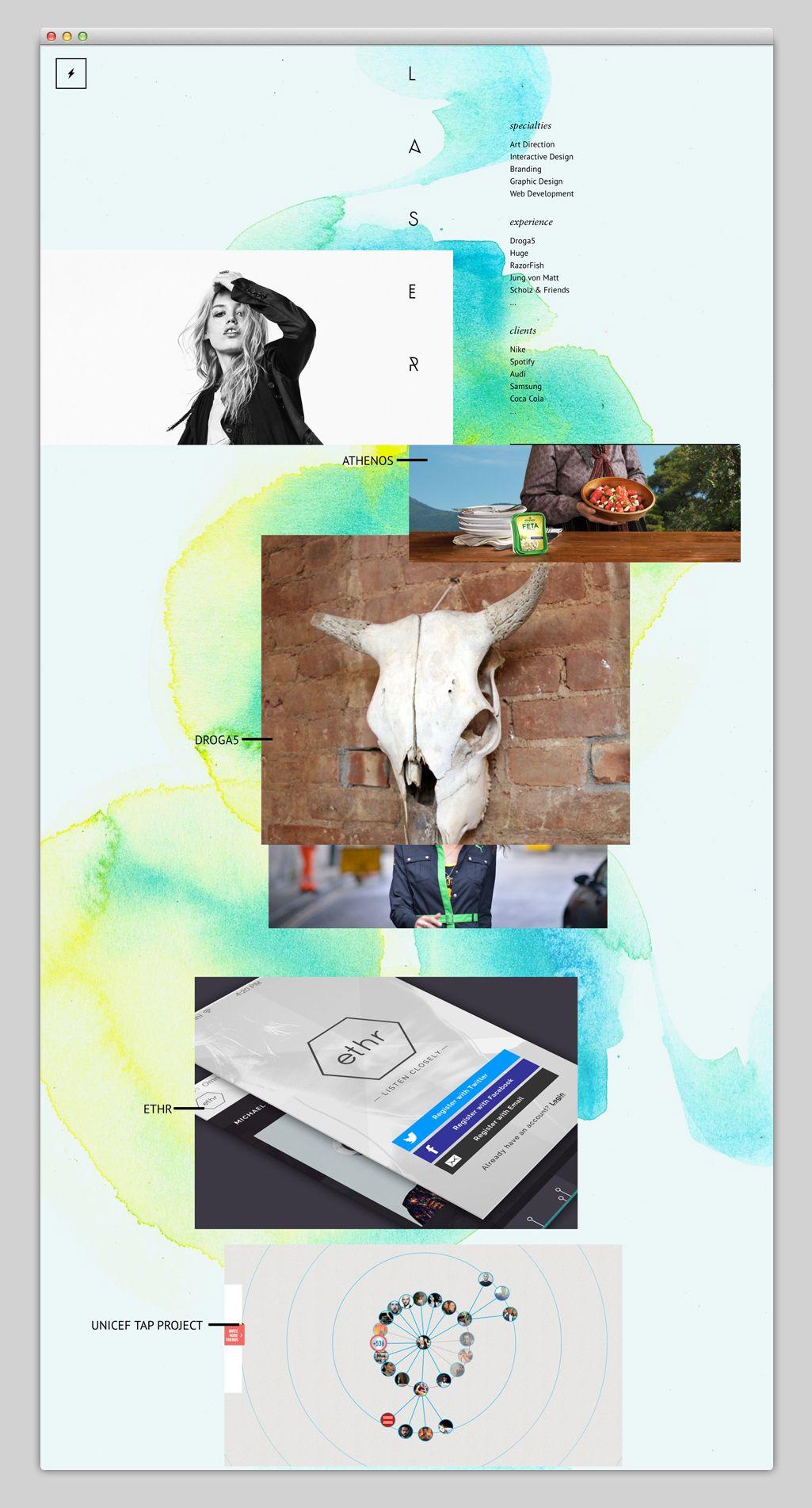 Websites we love u showcasing the best in web design lam