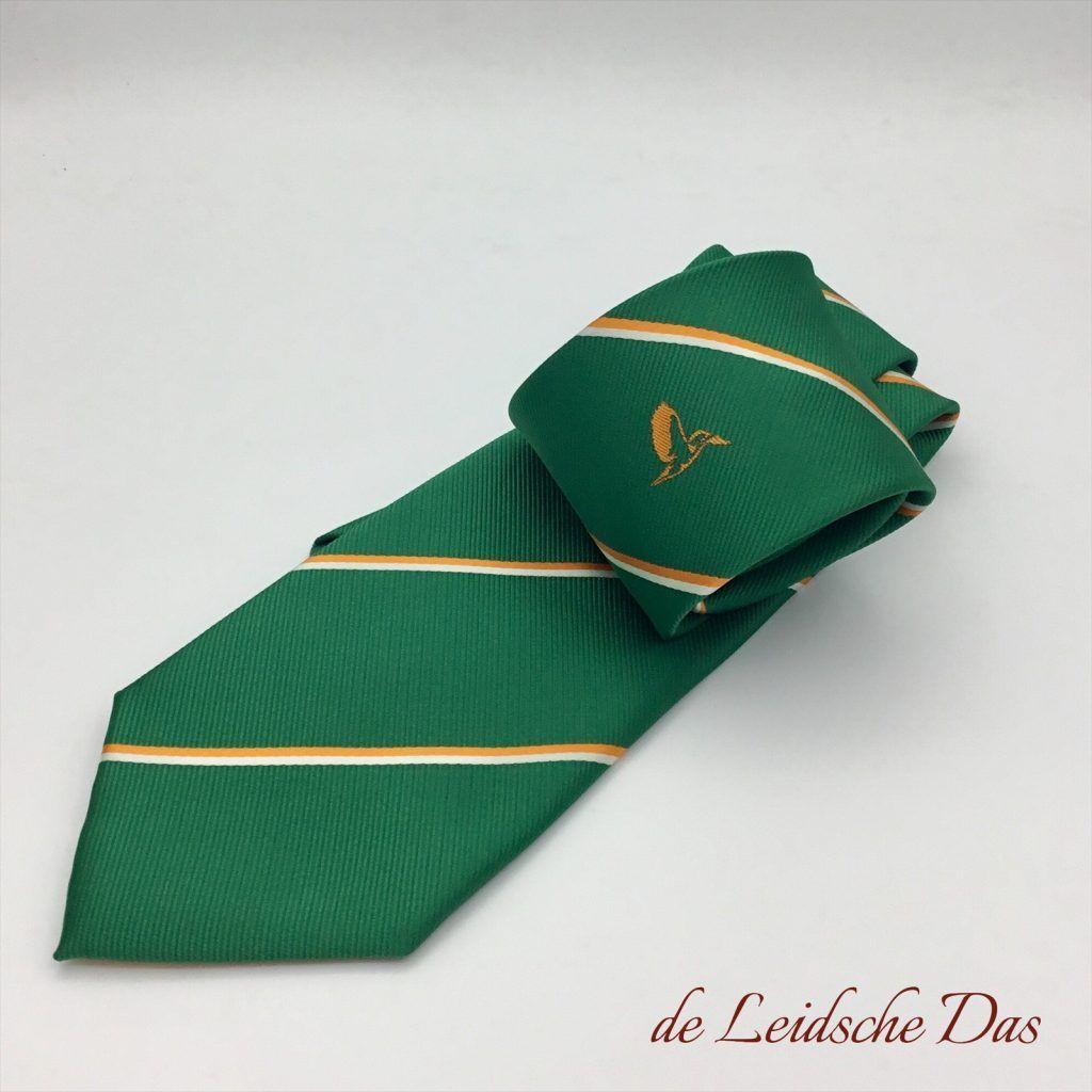 1e1f8693c295 Custom #neckties made in your own #design Handmade Logo Necktie - Woven  Company Necktie with Logo.