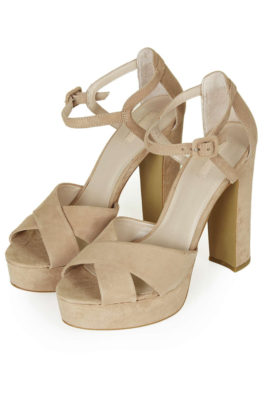 b0f5ce2b9e6 Photo 4 of LOCKET Suede Platform Sandals Topshop Shoes