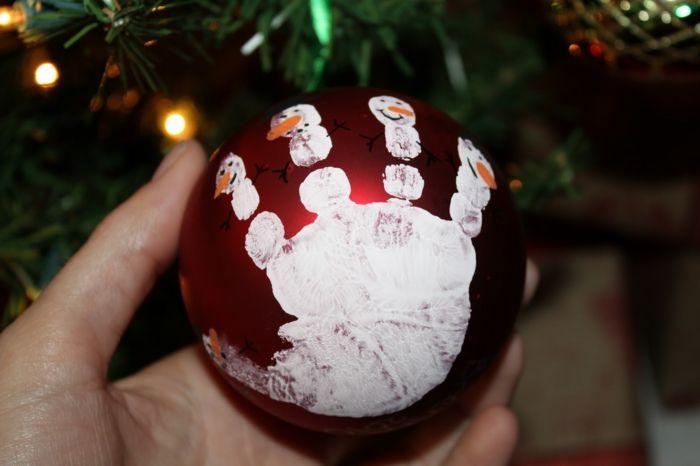 Weihnachtsgeschenke mit Kindern basteln - 32 inspirierende Ideen! #bastelideenweihnachten