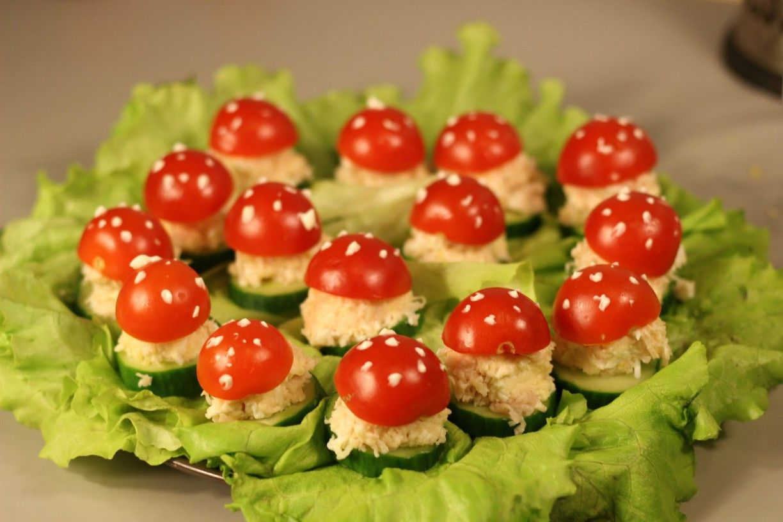 том, что интересные рецепты салатов и закусок с фото помощью простых приемов
