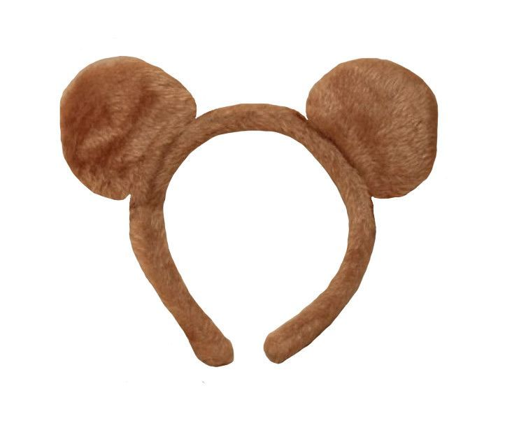 KIDS ADULTS ANIMAL FUNNY FANCY DRESS FLUFFY PUPPY DOG EARS ALICEBAND HEADBAND