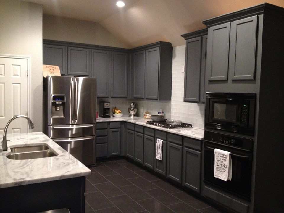 Best Web Gray Sherwin Williams Cabinets Kitchens Pinterest 640 x 480