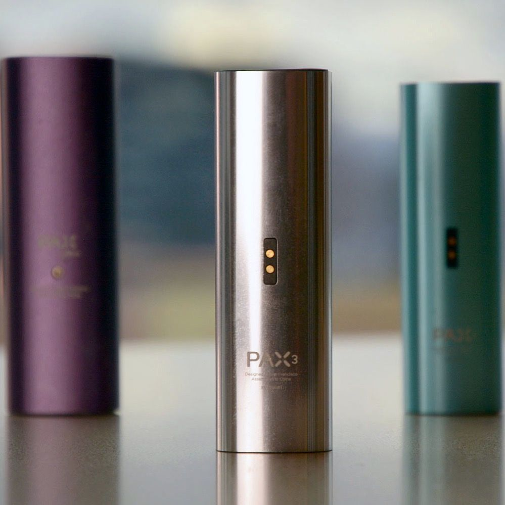 The PAX 3 is back in stock in several colors! Have you tried