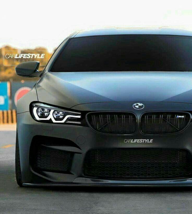 BMW M5 By CarLifeStyle Bmw BlackMatte