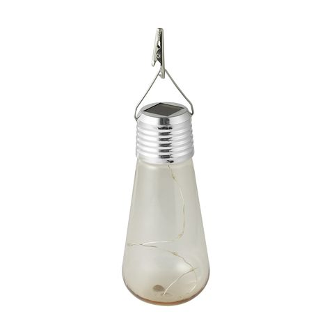 Solar Hanging Bulb Light Kmart