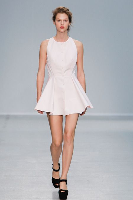 Véronique Leroy | Spring 2014 Ready-to-Wear Collection | Style.com