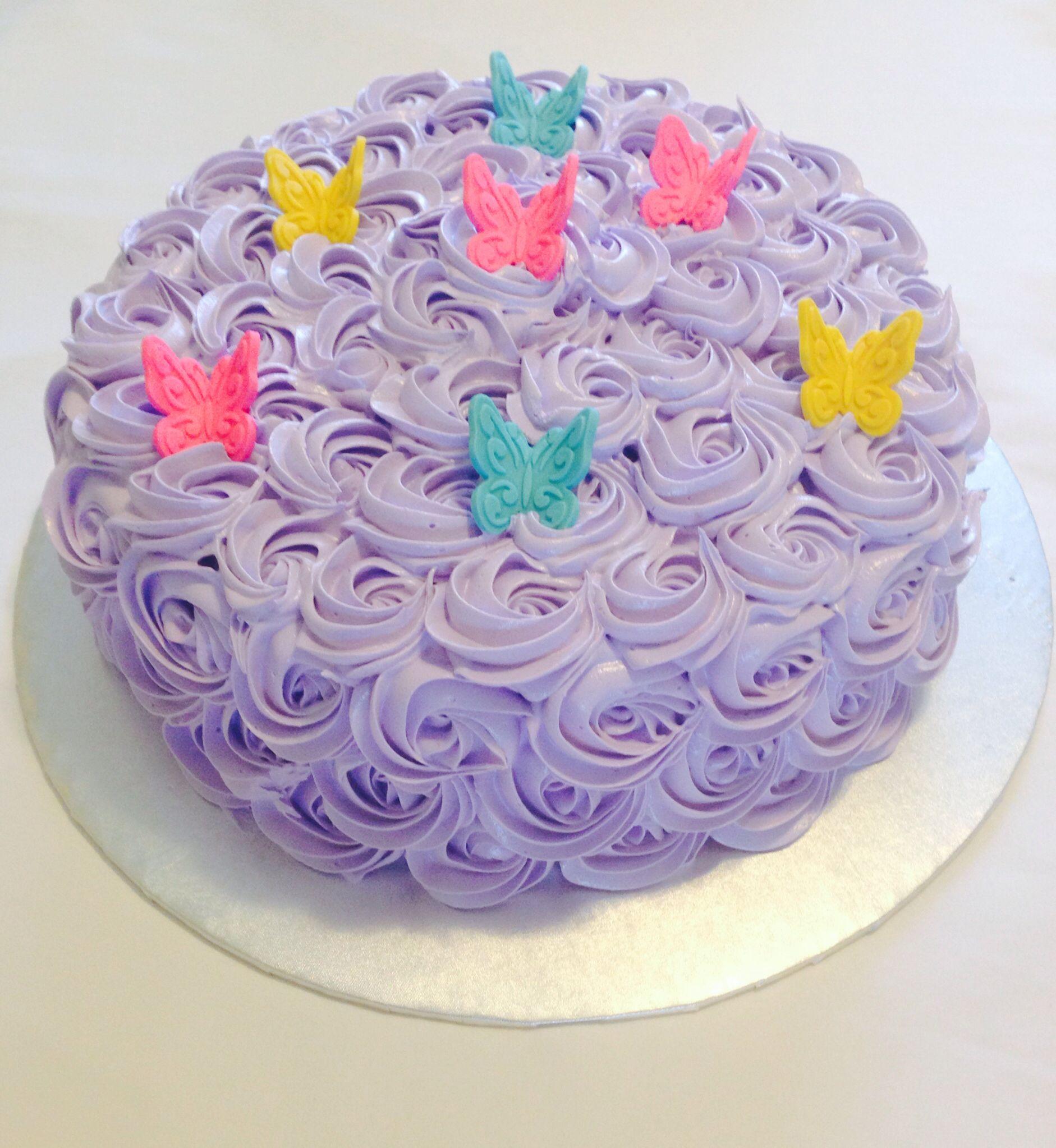 Dominican cake, swirl flower, merengue frosting, pineapple ...