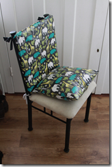 Boy Dining Chair Booster Seat