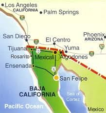 San Felipe Baja California My Baja Maps Baja California
