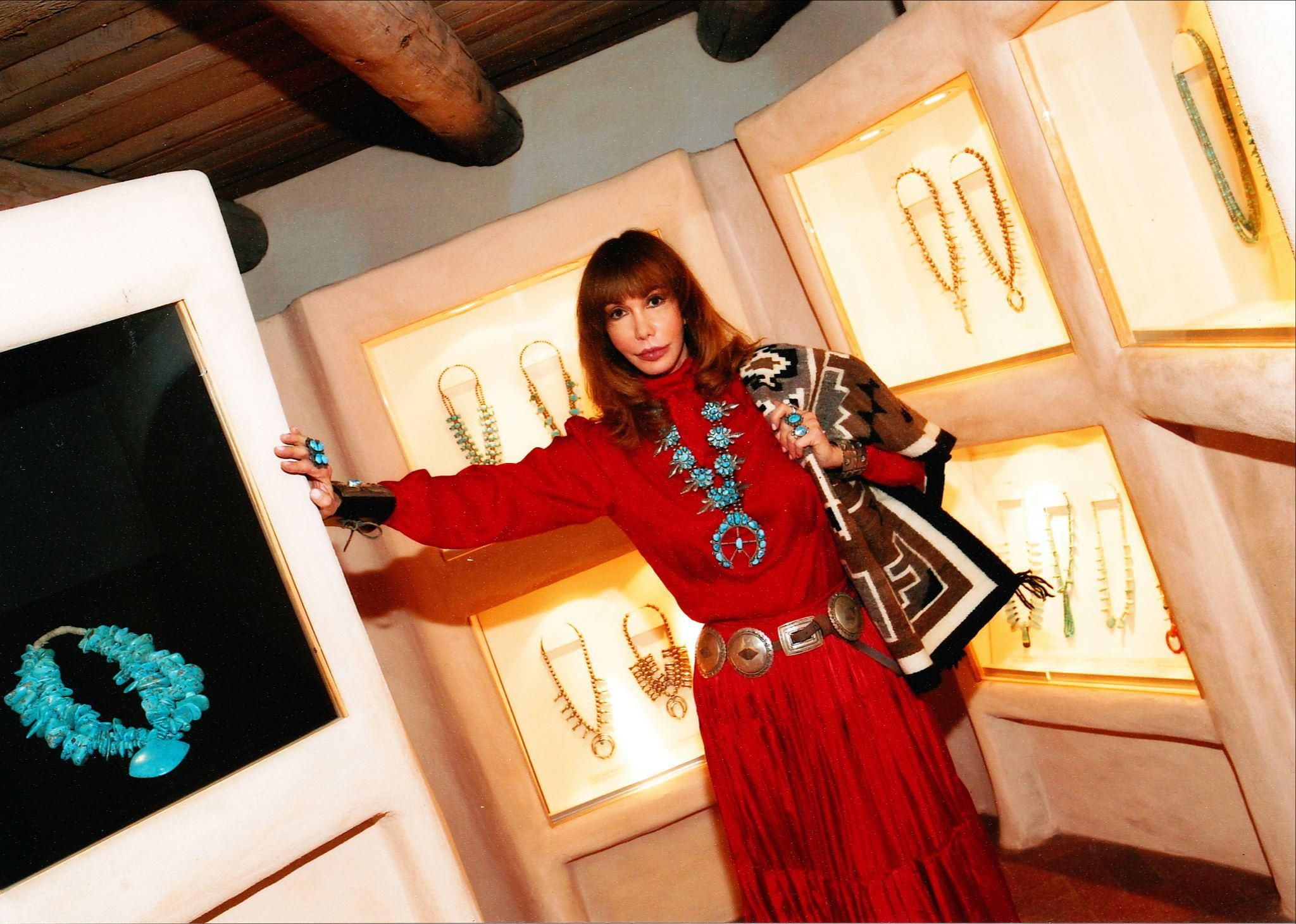Christina lucia peralta ramos millicent rogers museum web