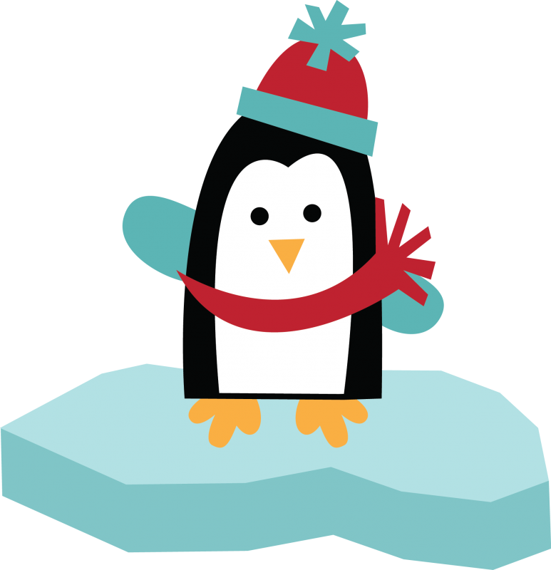 christmas penguin clip art clipart best homework and worksheets rh pinterest com Ice Skating Silhouette Ice Skating Pond Clip Art