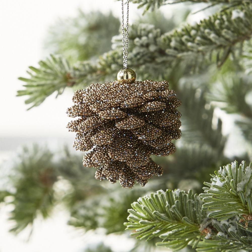 21+ Glitter pine cone ornaments ideas in 2021