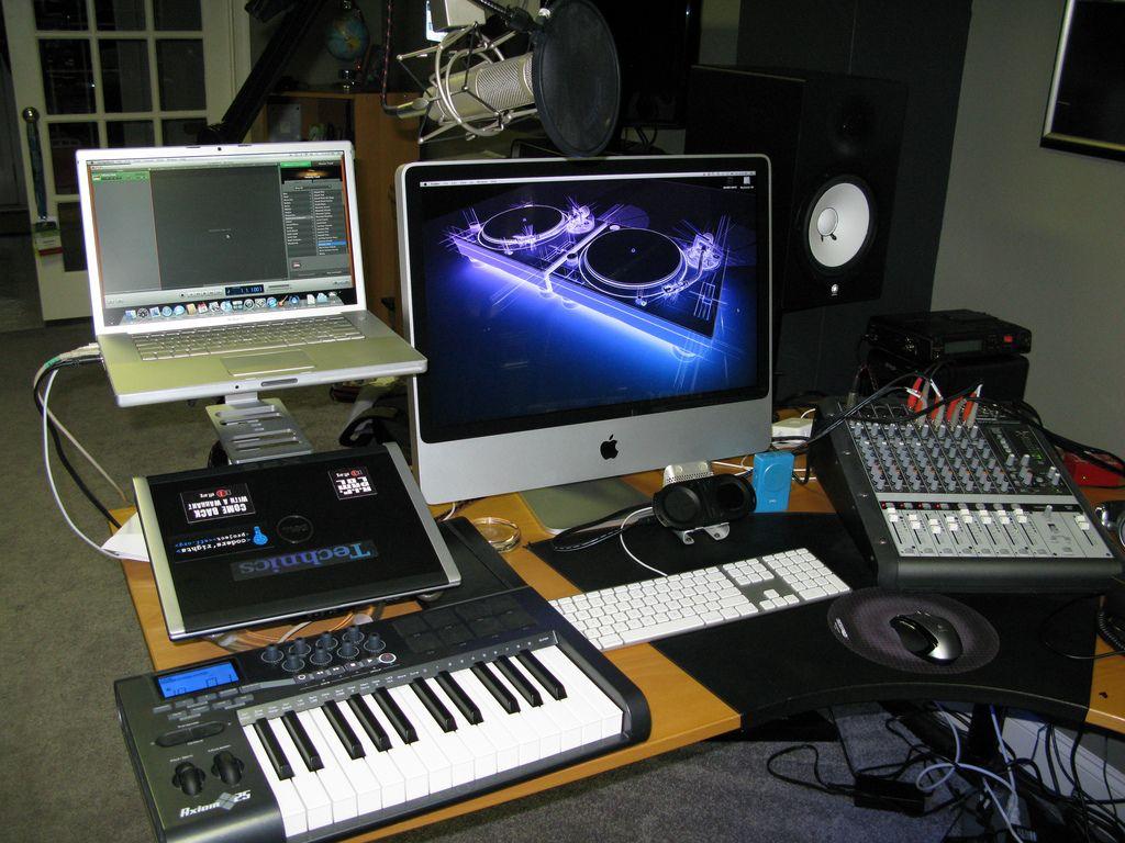 Brilliant Home Recording Studio Setup Ideas Edeprem Com Largest Home Design Picture Inspirations Pitcheantrous