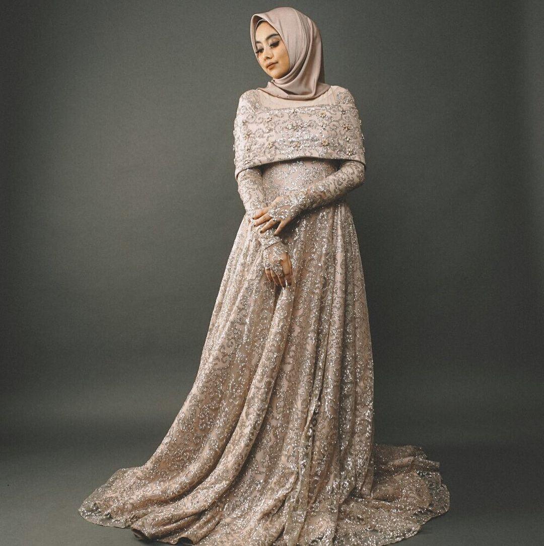 Pin by fauziah sabtuanisa on bridesmaid dresses hijab pinterest