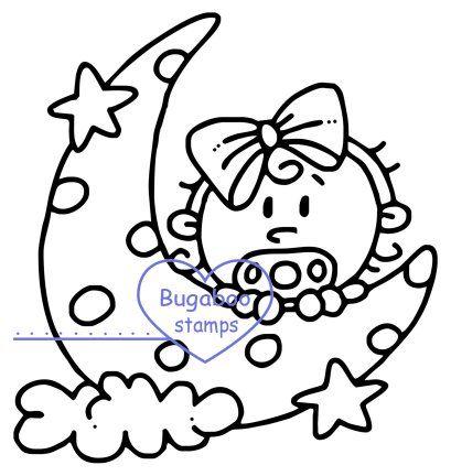 Boo Peeker - moon