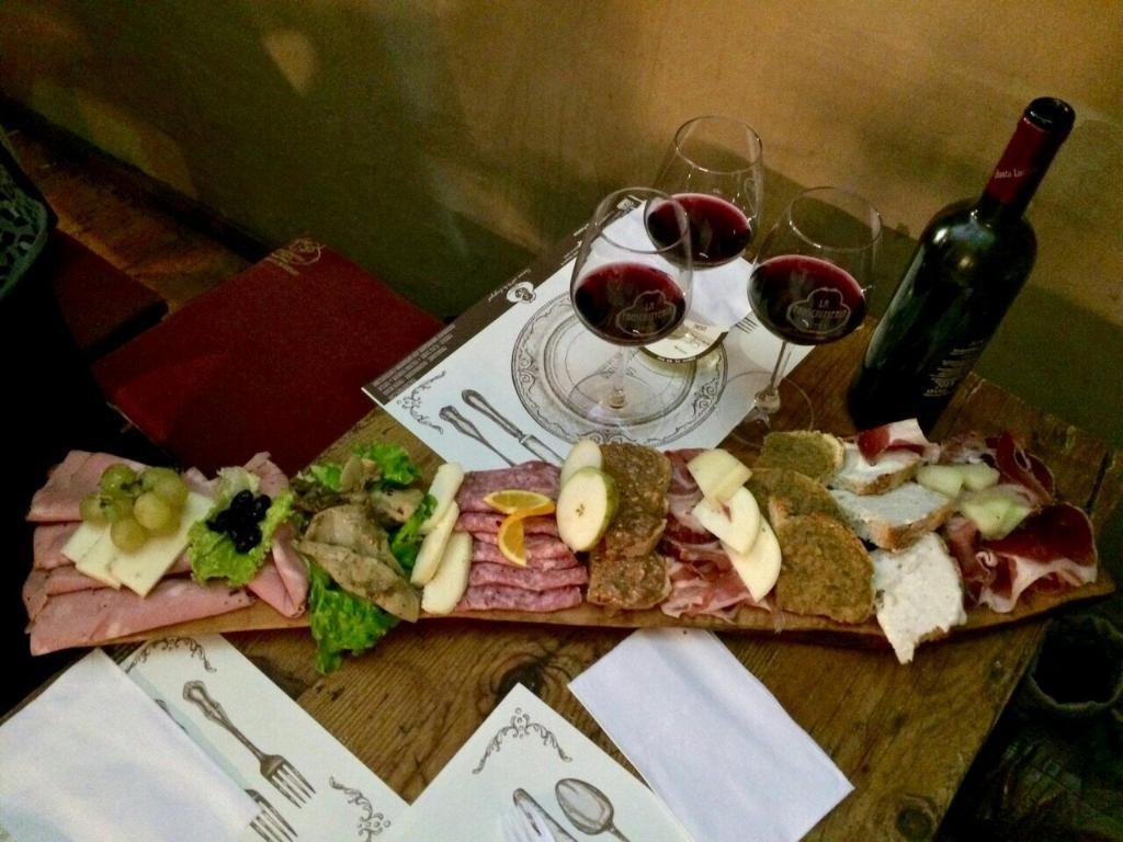 La Prosciutteria, Florence - Reviews, Phone Number ...