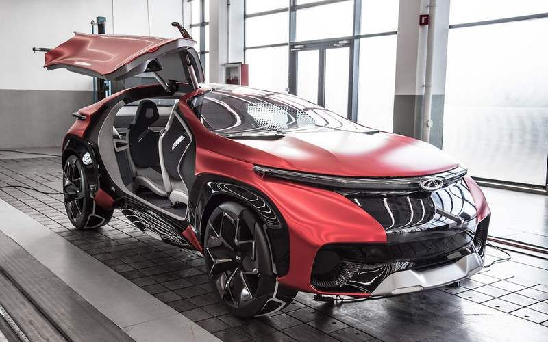 Chery TX SUV to see production in China - CarNewsChina.com