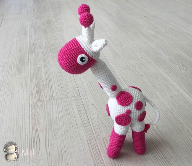 Jirafa amigurumi   Crochet bebé   Pinterest   Jirafa, Patrones ...