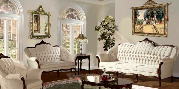 Contemporary Victorian Furniture white modern luxury victorian furniture | living room | pinterest