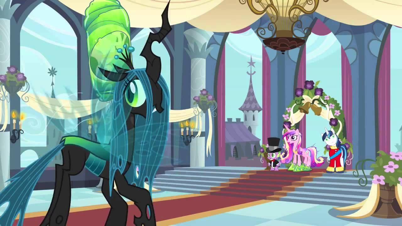 My Little Pony A Canterlot Wedding Part 2 Hd Version