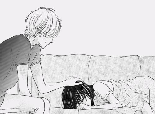 Cute cute cute - Dessin manga couple ...