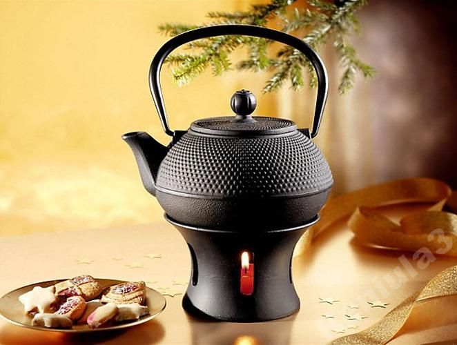 Http Allegro Pl Dzbanek Czajnik Imbryk Zeliwny Z Podgrzewaczem I4133509025 Html Tea Pots Kitchen Appliances Kettle