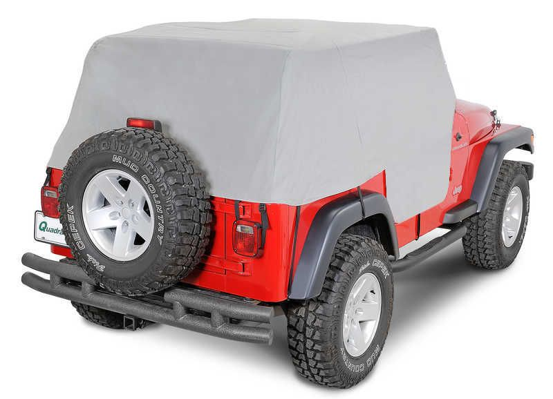 Rampage Products 1161 Cab Cover For 92 06 Jeep Wrangler Yj Tj Jeep Wrangler Yj Jeep Jeep Wrangler