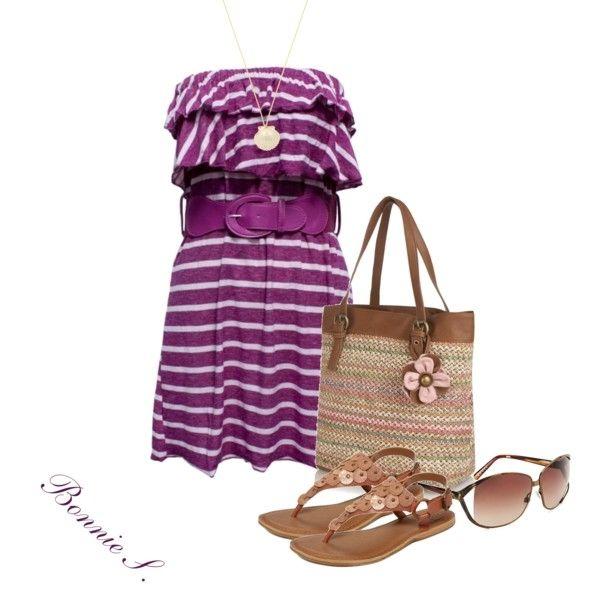 casual summer dress bonnaroosky