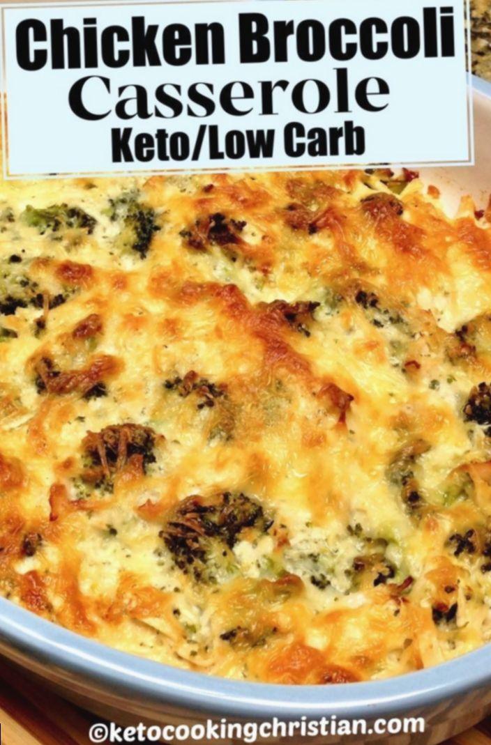 ✔ Healthy Dinner Broccoli Chicken #fitness #rawpressery #allgoodnobad