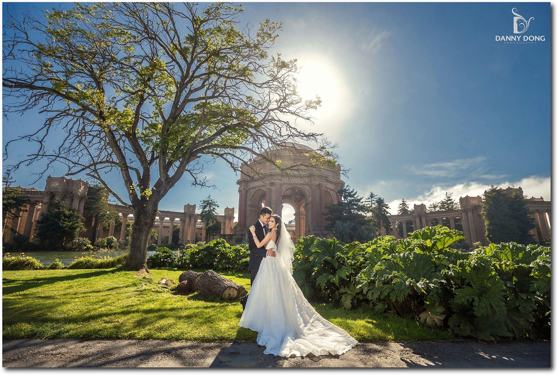 Danny Dong international award winning wedding photographer is