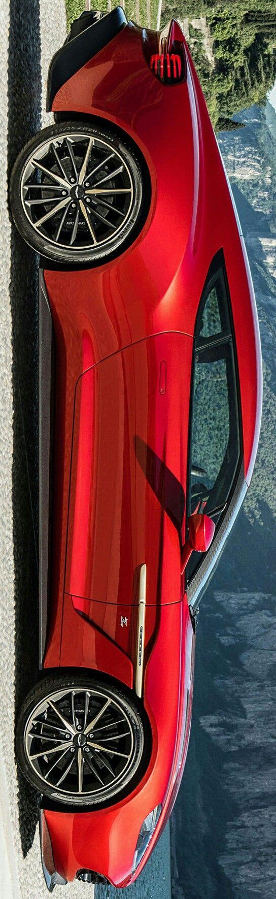 2016 Aston Martin Vanquish Zagato by Levon