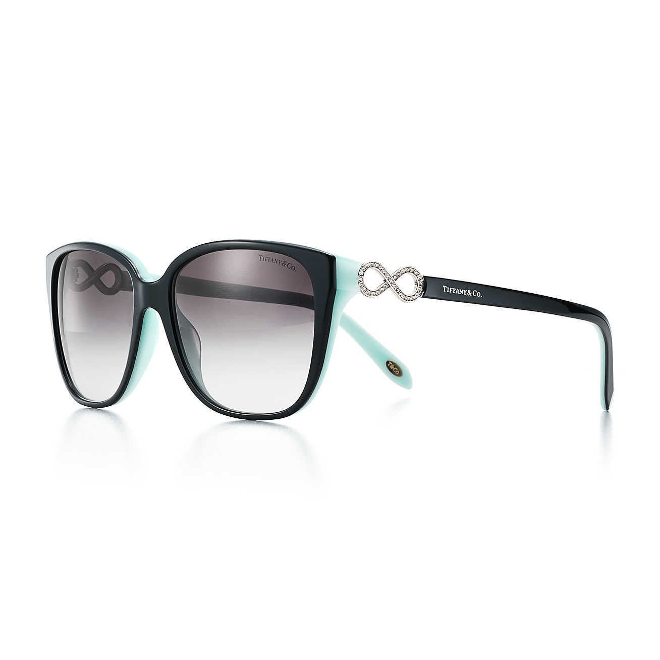 b4c22165ec5a Tiffany Infinity Square Sunglasses