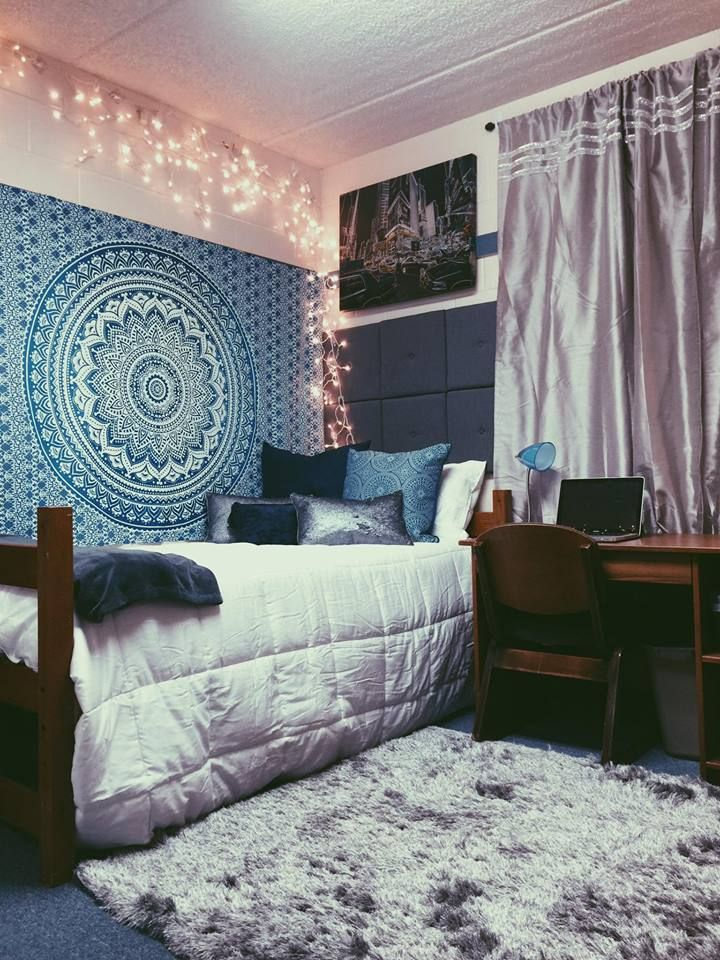Dorm Room Styles: Single Suite Dorm Room, University Of Florida, Springs