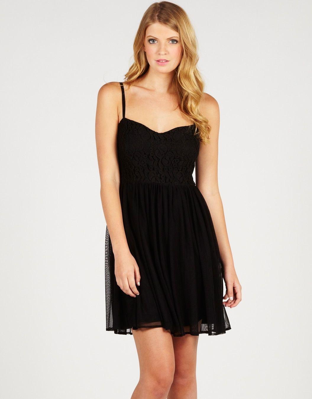 Glassons - Lace Bodice Dress ($30.00) | Lace bodice ...