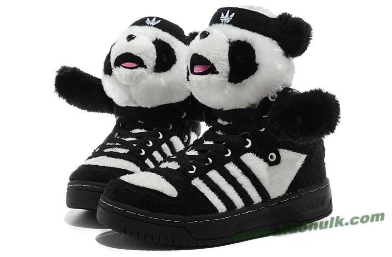 Adidas x Jeremy Scott Panda calzado mas ligero 5 Nike KD 5 ligero Hulk bda98b