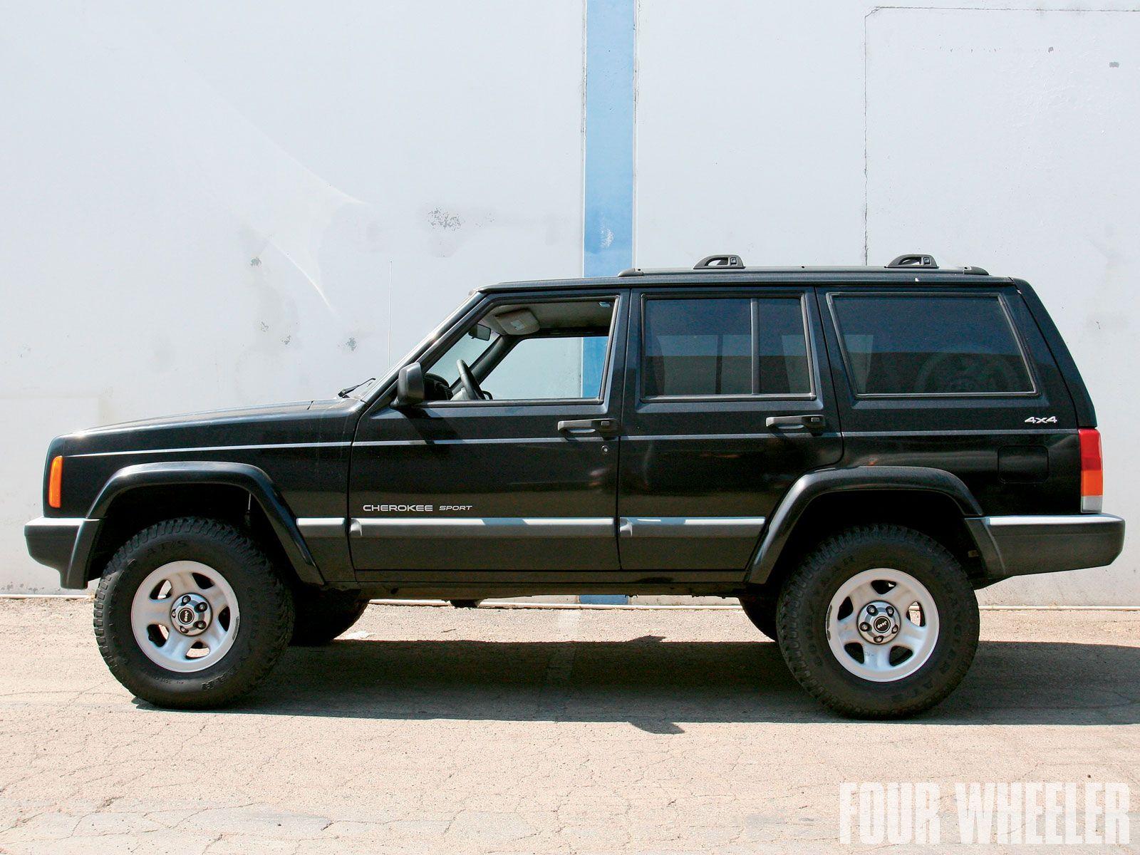 jeep cherokee xj 1984 2001 auto jeep cherokee. Black Bedroom Furniture Sets. Home Design Ideas