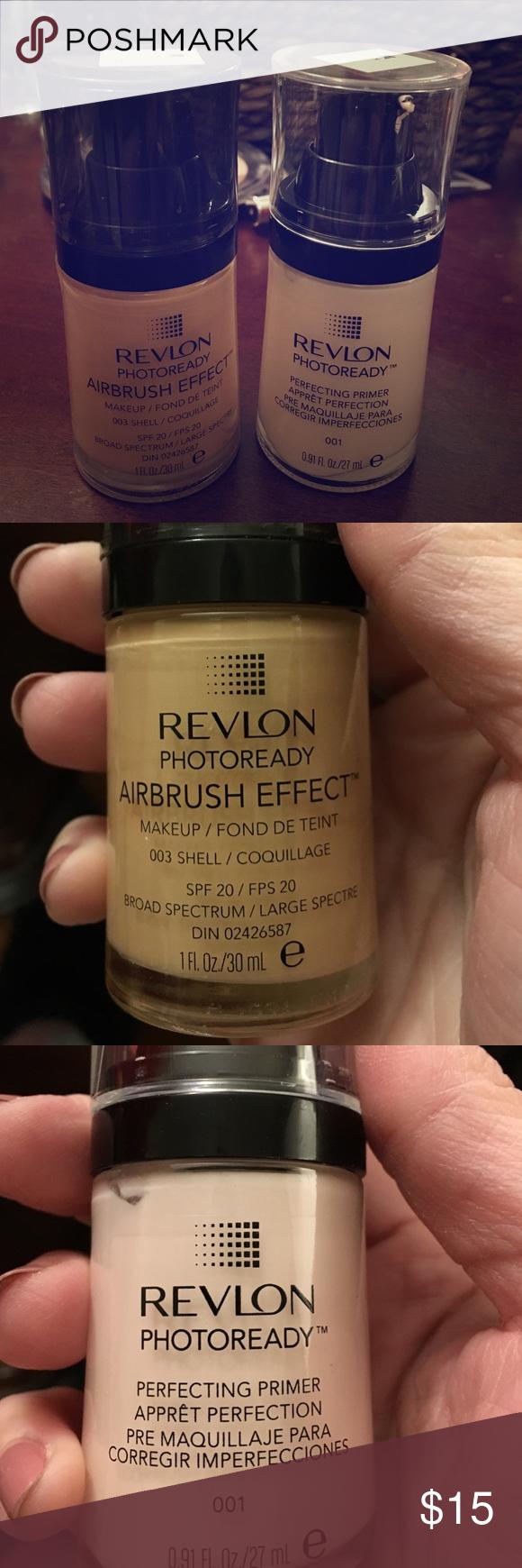 Revlon Photoready Airbrush Effect Set Revlon photoready
