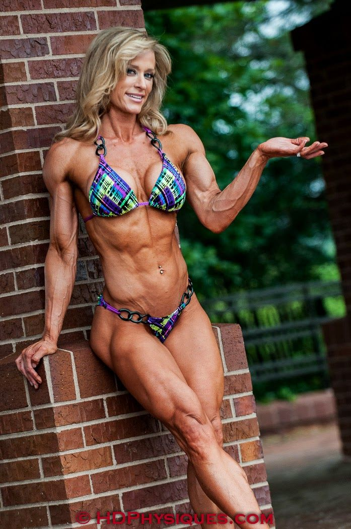 Mature Female Fitness Models
